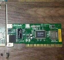 10/100 Pci Network Interface Nic Card, Tested & Verified Working
