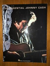 THE ESSENTIAL JOHNNY CASH PIANO/VOCAL/GUITAR BOOK (PVG SONG BOOK)