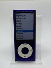Apple Ipod Nano 5. Generation Purple Purple 8GB 0.2oz 5th Used 82 Top