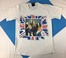 VINTAGE 1992 DEF LEPPARD THE 7 DAY WEEKEND TOUR TSHIRT ROCK RETRO 90s