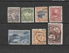 VG/F (Very Good/Fine) Used Postage New Zealand Stamps