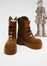 Aph Axis Powers Hetalia Switzerland Cosplay Costume 2nd Boots Boot Shoes Shoe