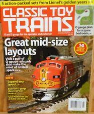 Classic Toy Trains January 2012 Train Set Roundup Lionel Animated Gondola