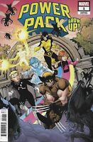 Power Pack Grow Up Comic Issue 1 Cover C Variant Lubera 2019 Louise Simonson
