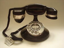 Antique Automatic Electric Monophone 1A Highboy Telephone Working