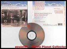 "Wolfgang Amadeus MOZART ""Messe Du Couronnement""(CD)1990"
