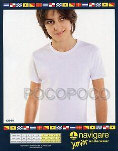 Crewneck Shirt Baby Half Sleeve Warm Cotton Navigare Art. 13010