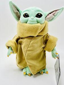 NEW Disney Store The Child Plush Star Wars The Mandalorian  11'' (Baby Yoda)