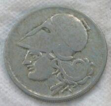 1926 Greece 2 Drachmai Coin