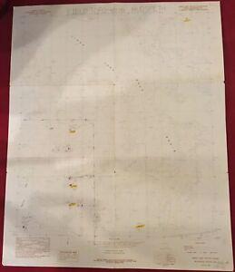 1984 Topographic Map of Hudspeth County, Texas,  Linda Lake 7.5 minute series