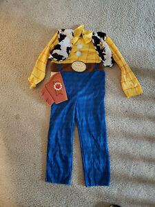 Disney Pixar Toy Story Woody Halloween Costume