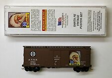 Mtl Micro-Trains 21019 to 21059 Santa Fe 4720, 4726, 4733, 4735,or 4745