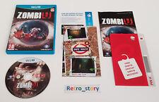 Nintendo Wii U - Zombi U - PAL