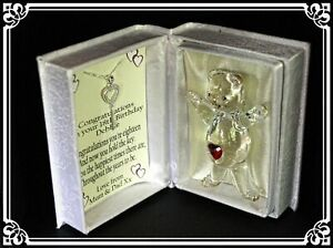 18th birthday gift poem, box & Crystal key necklace | Cellini Gifts #1