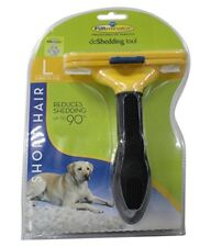"Furminator DeShedding Tool Large Dog / Short Hair (4"" Edge)"