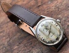 Vintage Favre Leuba Sea King men's manual-wound wristwatch