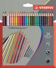 24 x STABILO aquanatur solubile in acqua matite colorate - 1624-3