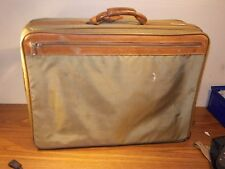 Hartmann Nylon & Leather luggage with wheels