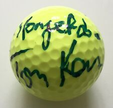 Tom Kenny Spongebob Square Pants Signed Wilson Golf Ball PSA/DNA COA