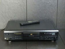 SONY  CDP-XE800 CD-PLAYER  SERVICED LEGEND