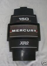 Mercury 150 XR2 Front Marine Motor Cowing Cover Hood Top