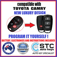 SUITS TOYOTA CAMRY ALTISE SPORTIVO ATEVA REMOTE 2006 2007 2008 2009 2010 2011