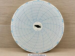 Supco CR87-8 Circular Chart -20 To 50 7 Day M-F 60 2 Pack Total 120 PN-30699196