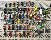 Vintage Hot Wheels / Matchbox Lot 60 Vehicles!