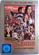 Hell Ride (Limited Edition Steelbook) (DVD) Import Region 2