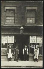 More details for longton, stoke on trent. mrs a.rushton, boot repairs, stafford street. shop.