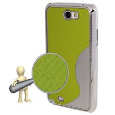 HardCase Rückschale Wave für Samsung N7100 Galaxy Note 2 in grün Hülle Cover