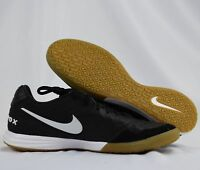 Nike Tiempox Proximo IC 843961-009 Mens Indoor Soccer Shoes Black & Brown