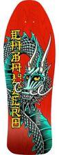 Powell Peralta Steve Caballero Limitado Edición BAN This dragón rojo - REEDICIÓN