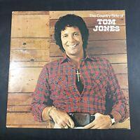 The Country Side Of Tom Jones - Tom Jones PS-717 VG+ Vinyl LP R2