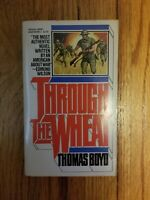 Through the Wheat Thomas Boyd (1951, 1st ed) RARE ORIGINAL VINTAGE PB