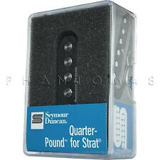 Seymour Duncan SSL-4 Quarter-Pound Flat for Strat Hot Single-Coil Guitar Pickup