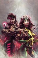EXCALIBUR #12 MASTRAZZO EXCLUSIVE VIRGIN VARIANT NM ROGUE GAMBIT X-MEN WOLVERINE