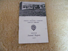 Norfolk  Education  Committee  County   Library  1954 / 55  30th  Annual  Report