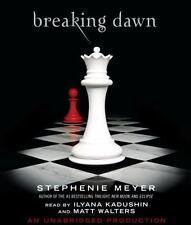 Twilight Saga: Breaking Dawn No. 4 by Stephenie Meyer (2008, CD, Unabridged)