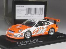 TOP: Minichamps Porsche 911 GT3 Cup Asia 2007 Tim Sugden in 1:43 in OVP