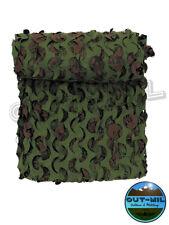 Rete a foglie da caccia mimetizzazione 2x3 Mt Mimetica (ritardante al fuoco)