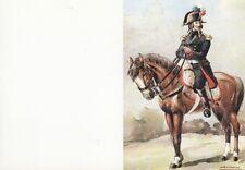 """CARTE MILITAIRE DE VOEUX OU AUTRE OCCASION """"ARTILLERIE A CHEVAL 1870"""""""