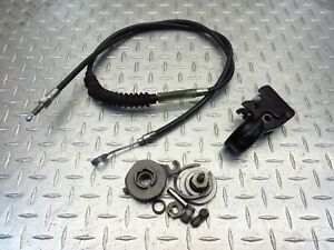 2005 04-06 Harley Davidson Sportster 1200 XL 1200 Clutch Perch Cable Release
