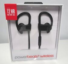 Beats by Dr. Dre Powerbeats3 Wireless Ear-Hook Headphones - Black iPhone HTC