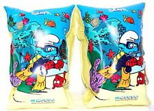 Smurfs Swimming Inflatable Arm Bands  3-6 years x 2 pairs ***REDUCED TO CLEAR***