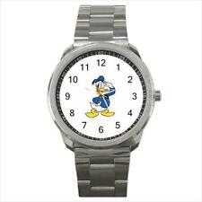 Men's Brand New Donald Duck N4Japan Quartz Metal Sport Watch