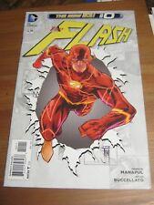 Flash #  0 DC Comics New 52 November 2012 - Francis Manapul                 ZCO0