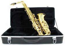 Neu: tolles Alt Saxophon Eb mit Koffer + Zubehör, 6430