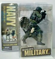 McFarlane's Military Action Figure Redeployed 2 Navy Seal Boarding Unit Sealed