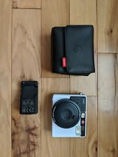 Leica Sofort Instant Film Camera (White) With Case